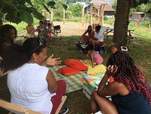 Sommerfest von Frauen für Frauen - Schaffhausen